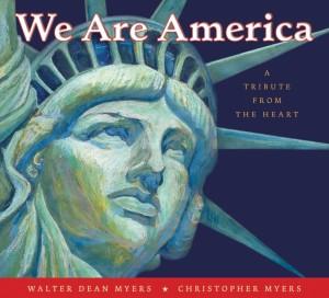 Children's book WE ARE AMERICA