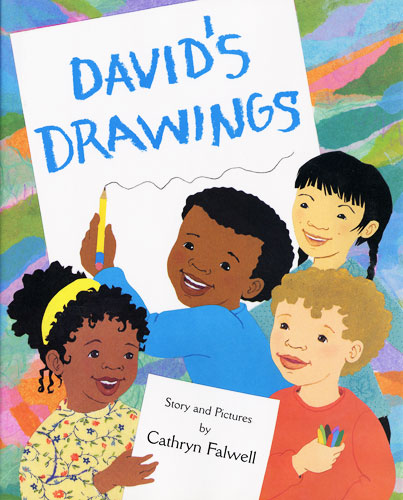 Picture book DAVID'S DRAWINGS