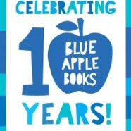 Blue Apple Books Celebrates 10 YRS with Apple-Bet