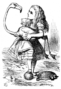 Illustration by John Tenniel