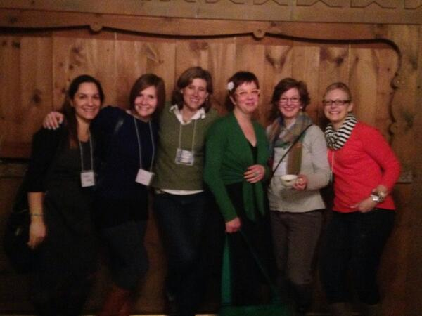 SCBWI Whispering Pines Retreat