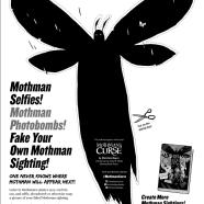 Fake Your Own Mothman Sighting