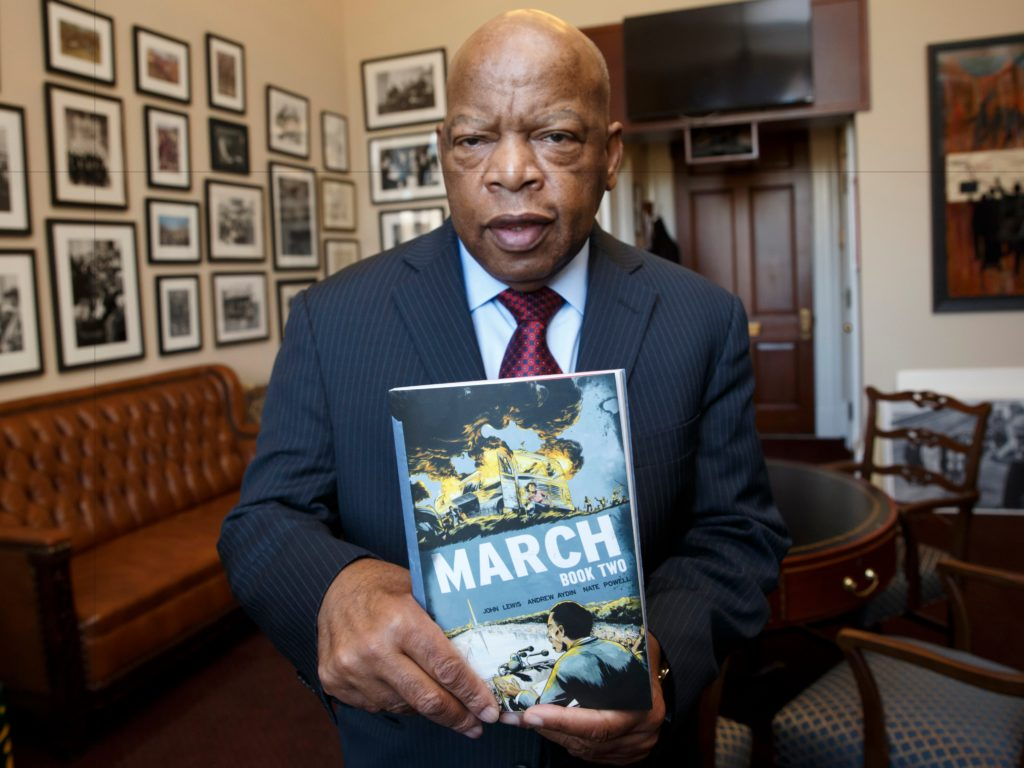 Podcast: John Lewis & Civil Rights KidLit: Read & Do ...
