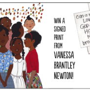 The Youngest Marcher: Share & Win Illustration Art