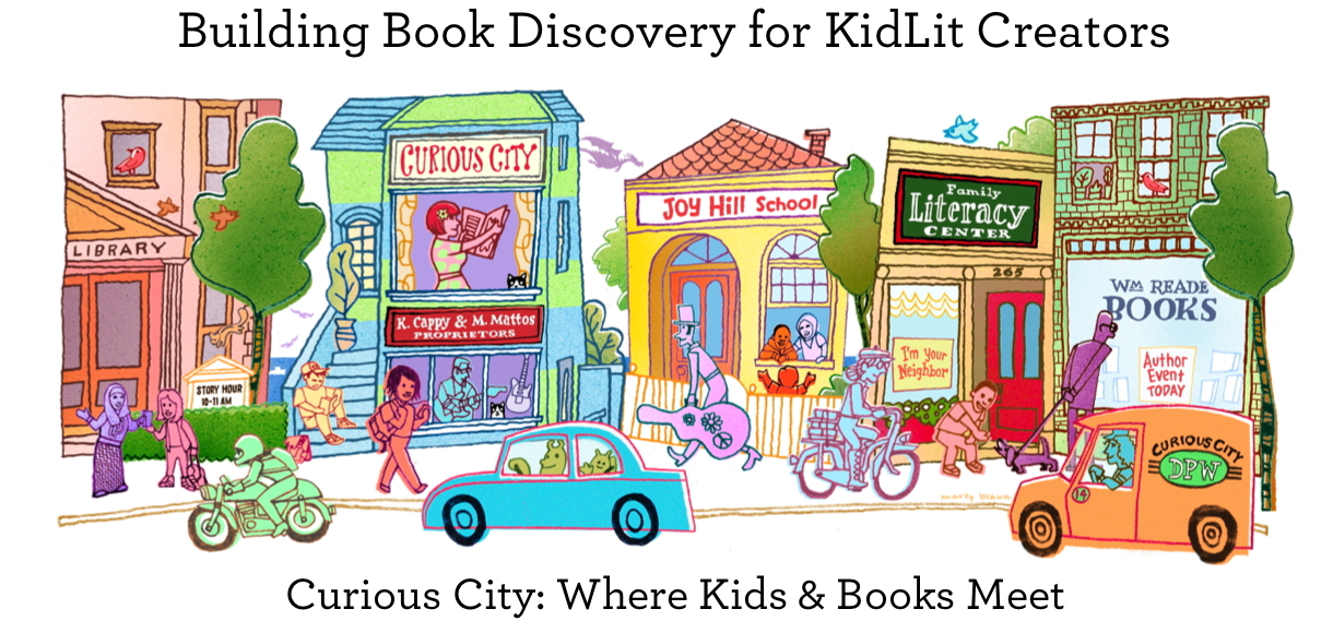 Curious City: Where Kids & Books Meet